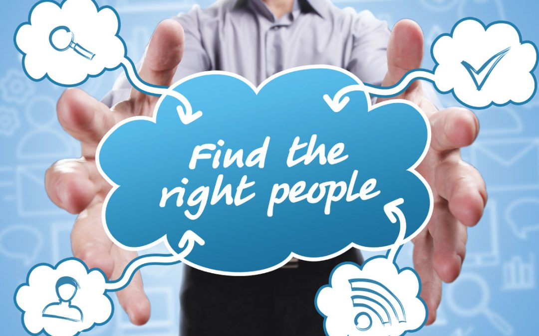 Advertise For The Right People. Train Them To Be The Right Employees.
